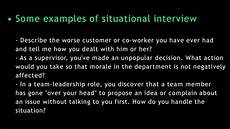 How To Answer Situational Interview Questions Interview Questions And Answers Situational Youtube