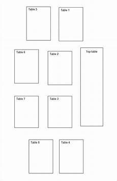Classroom Seating Chart Template Microsoft Word Seating Chart Template 10 Free Word Excel Pdf Format