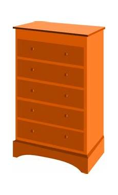chest of drawers clip at clker vector clip
