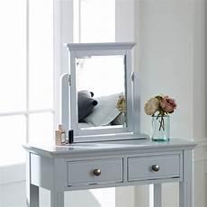 grey dressing table mirror davenport grey range melody