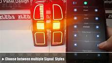 Nissan Led Lights Nissan Patrol Custom Led Light Youtube