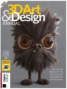 3d Art And Design Magazine 3d Art Amp Design Annual Vol 5 187 Download Pdf Magazines