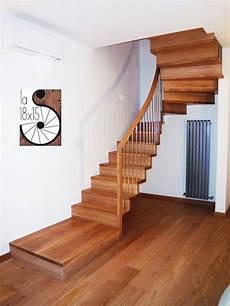 corrimano scale in legno scale scale legno biella piemonte lombardia liguria
