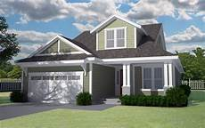craftsman house plan with open floor plan 15079nc