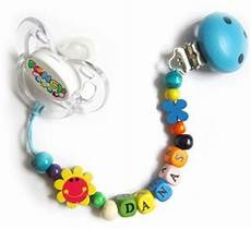 Designer Baby Dummy Clips Personalised Wooden Dummy Clip Any Design Chain