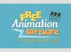 Best Free Animation Software for Creating explainer videos
