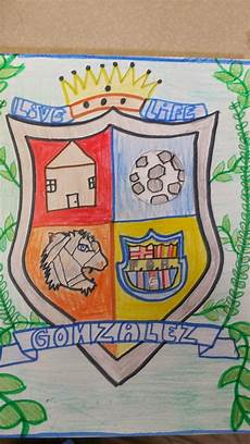 Design A Coat Of Arms Ks2 Personal Coat Of Arms Includes Templates With Different