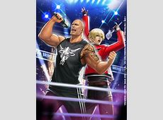 The King of Fighters: All Star x WWE Official Crossover Art
