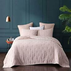 bourina reversible quilt coverlet set pre washed