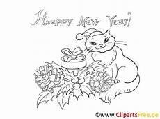 Ausmalbilder Neujahr Kostenlos Neujahr Malvorlage Gratis