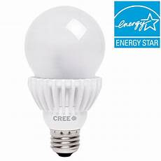 Daylight Dimmable Light Bulbs Cree 100w Equivalent Daylight 5000k A21 Dimmable Led
