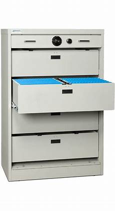 55 in s g secure tambour door cabinet dasco storage