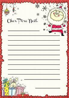 Lettre Au Pere Noel Comment Faire Une Lettre Au Pere Noel