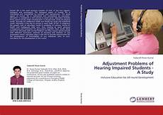 Scholarships For Hearing Impaired Students Adjustment Problems Of Hearing Impaired Students A Study