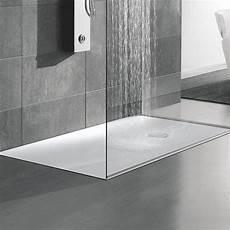 piatti doccia in corian hafro piatto doccia in corian 174 filopavimento piatti per