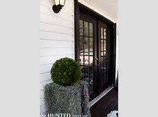 Patio Doors Styling ? Make Your Patio Door Look Expensive