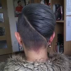 undercut asymmetrisch kurzhaarfrisuren 50 s undercut hairstyles to make a real statement
