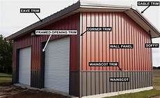 Morton Building Color Chart Select Your Project Color For Your Steel Buildings The