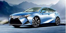 nuova lexus ct 2020 rendered the next generation lexus ct electric