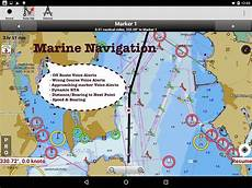 Chart A Course On Google Maps Usa Noaa Marine Charts Amp Lake Maps Android Apps On