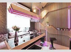 Cool Modern Kitchen Ideal For Entertaining   iDesignArch   Interior Design, Architecture