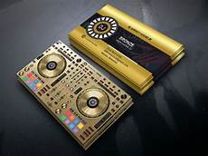 Dj Business Cards Design Your Dj Business Card By Graphictool