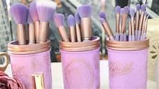 diy maquillaje diy porta brochas con jars estilo shabby chic