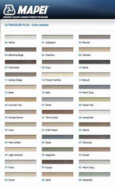 C Cure Grout Color Chart Mapei Grout Colors By Dave Dworkind On Useful Mapei
