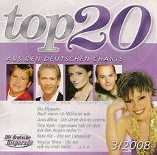 Top 20 Aus Den Deutschen Charts 3 2008 2008