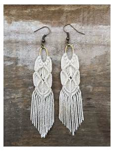 578 best macrame jewelry images on micro