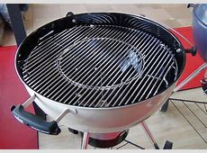 Weber Master Touch 57 cm Ivory White Charcoal BBQ   Buy in