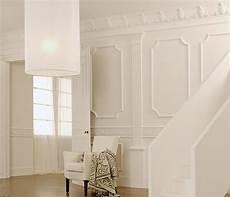 cornici di polistirolo per pareti decorare la parete con profili fregi stickers cose di casa
