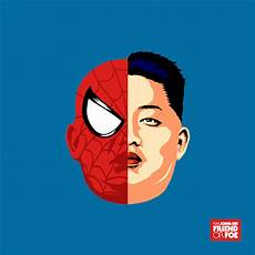 supreme chion wallpaper tongue in cheek illustrations of jong un imagined as