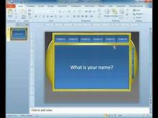 Game Show Template Game Show Powerpoint Template Youtube