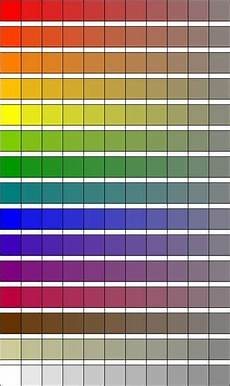 Kaleidoscope Trinidad Paint Chart 07 Kaleidoscope Collections Color Theory 101 With