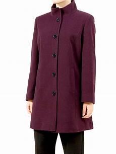 coats for size 16 womens eastex purple plum wool jacket