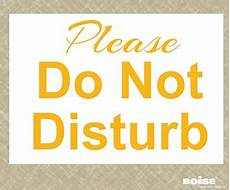 Do Not Disturb Signs Printable Printables Signs And Reminders To Add Efficiency