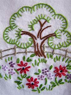 vintage style embroidery flower embroidery designs