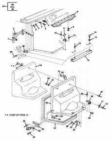 Engine Access Cover Assembly A Pillar Insulation And