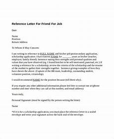 Letter Of Recommendation Format For A Friend How To Write The Best Reference Letter For A Friend