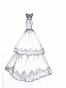 sketch the dress lhullier triplet living