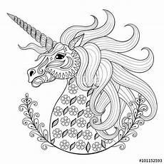 Malvorlagen Mandala Einhorn Pin Auf Embroidery