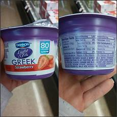 Dannon Light And Fit Strawberry Cheesecake Yogurt Nutrition Dannon Light And Fit Greek Strawberry Yogurt Nutrition