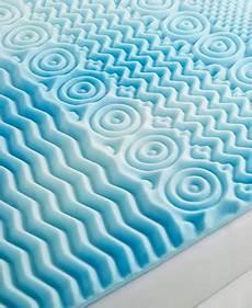closeout comfort rx 5 zone 3 foam mattress topper