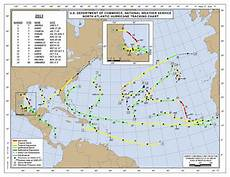 Hurricane Camille Tracking Chart 2013 Atlantic Hurricane Season