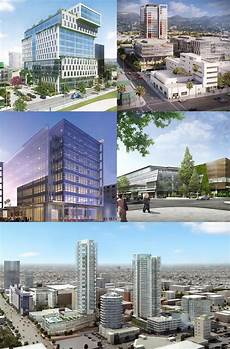 Building Designer Los Angeles Building Los Angeles New 17 Story Office Building
