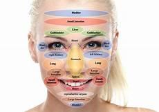 Face Reflexology Chart Relief Reflexology Amp Acupressure Reflexology Therapy
