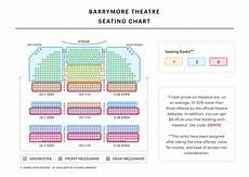 Barrymore Theater Seating Chart Ethel Barrymore Theater Seating Chart Watch The Band S