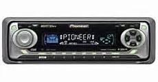 Pioneer Deh P4400 Single Cd Player User Manual