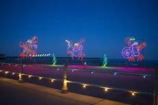 Boardwalk Lights At Virginia Beach 100 Miles Of Lights Virginia Beach Virginia Is For Lovers